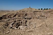 11,000 year-old temple Gobelki Tepi in Turkey