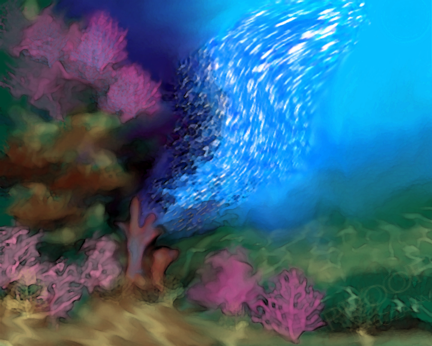 Some things are so beautiful i forget to breathe welcome for How do fish breathe underwater