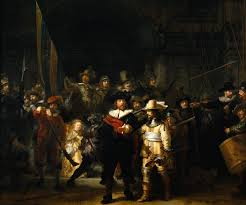 """Night Watch"" by Rembrandt"