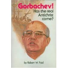 Is Gorbachev the Antichrist? Uh, no.