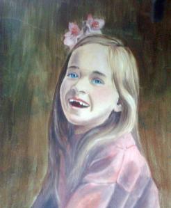 Mary, age 7