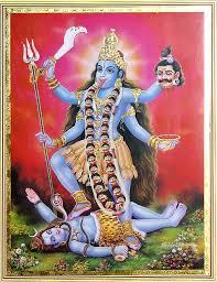 Shiva's consort, Kali PMS?