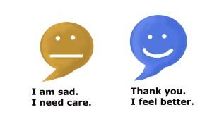 I feel you, little dots.