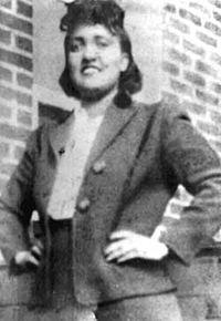 Henrietta  c. 1945