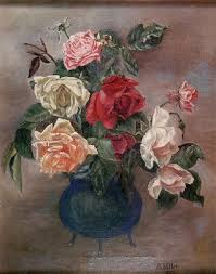 Flowers by Adolph