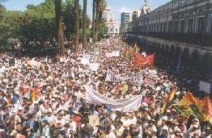 Cochabamba versus Bechtel 2000