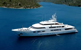 Wall St CEO's Jamie Diamond's yacht
