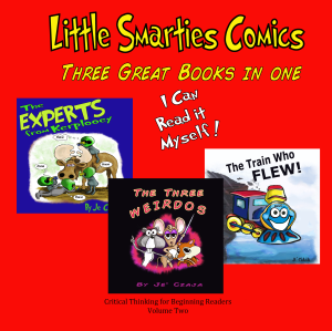 Little Smarties Comics: Book Two