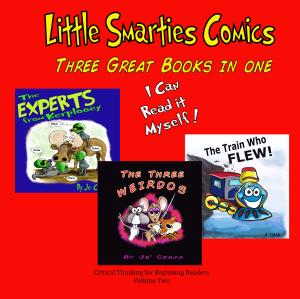 Little Smarties Comics: Book Two