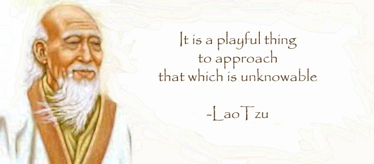 I have a crush on Lao Tzu