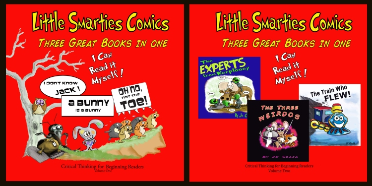 Little Smarties Comics