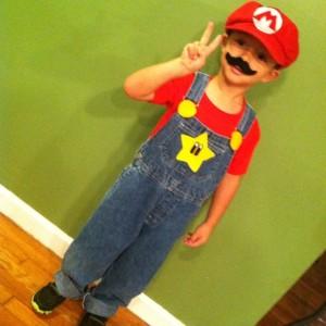 Gus is Mario!