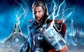 You glove-hiding coward, Thor...