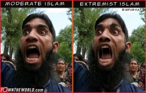 Muslim Rage Boy meme