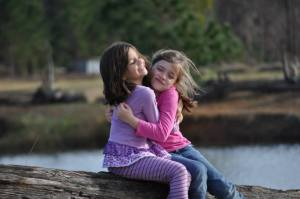 Alina and Maddie