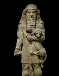 Gilgamesh I crush lions while posing for selfies.