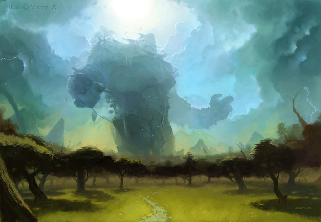 Humbaba is Coming! What will you do? | Welcome Travelers...