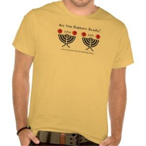 tribulation tetrad Tshirt