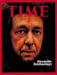 When Solzhenitsyn was a hero